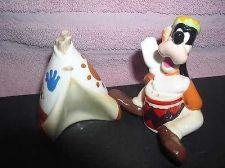 Buy Disney Goofy Indian Salt & Pepper RARE SET