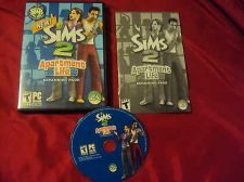 Buy Sims 2 APARTMENT LIFE DVD PC DISC MANUAL ART & CASE NRMINT TO GOOD HAS CODE