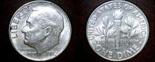 Buy 1962-D Roosevelt Dime Silver