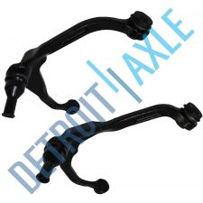 Buy Pair of 2 NEW Front Suspension Upper Control Arm and Ball Joint Assembly Set