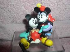 Buy Disney Mickey and Minnie ornament New Pair of Skates dated 1997 Original Box