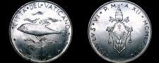 Buy 1974 Vatican City 10 Lire World Coin - Catholic Church Italy