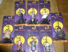 Buy Nightmare Before Christmas set of 8 key chain Japan Jun Planning
