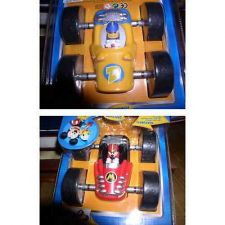 Buy Disney Donald Duck & Mickey Mouse race car