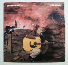 Buy SPENCER DAVIS ~ Crossfire 1983 Rock LP