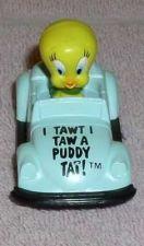 Buy Looney Tunes Tweety bird in race car Warner Brother Die Cast Metal