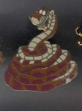 Buy Kaa snake from Jungle Book full body Coiled Up Disney Authentic pin/pins