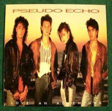 "Buy PSEUDO ECHO "" Love An Adventure "" 1987 Synth-Pop LP"