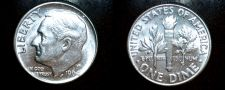 Buy 1964-P Roosevelt Dime Silver