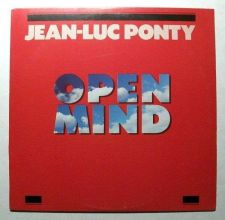 "Buy JEAN-LUC PONTY "" Open Mind "" 1984 Jazz LP"