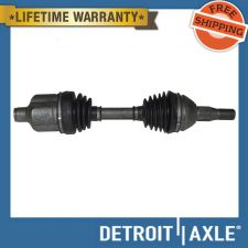 Buy Complete FRONT Driver CV Axleshaft USA Made