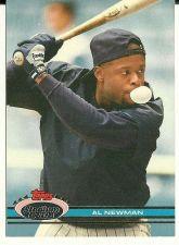 Buy Al Newman Tops Stadium Clup #146 Baseball Card 1991