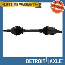 Buy Complete FRONT Driver CV Axleshaft AWD USA Made