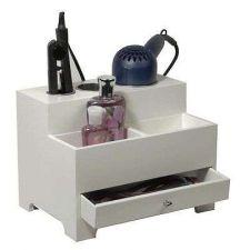 Buy Storage Hair Office Organizer Style Holder Bathroom Accessories Salon Rack Dryer