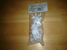 Buy October Toys OMFG Series 2 White Tenacious Toys Exclusive o.m.f.g. set MIP