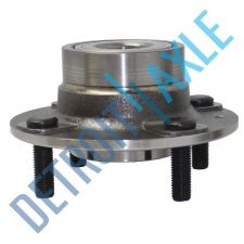 Buy NEW Rear Driver or Passenger Complete Wheel Hub and Bearing Assembly w/o ABS
