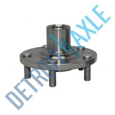 Buy Detroit Axle Wheel Hub Bearing Assembly (Fits Front Left or Right Side) - No ABS