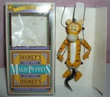 Buy Disney Tigger from Winnie the Pooh Magic Puppet The Walt Disney Company