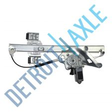 Buy New FRONT Passenger Window Regulator Assembly - w/ Motor