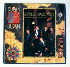 Buy DURAN DURAN Seven And The Ragged Tiger 1983 Rock LP