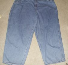 Buy Women's Venezia Woman Jeans Size 38T - 100% Cotton - 32 Inseam