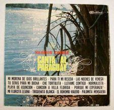 Buy HILARION CORREA ~ Canta Al Paraguay / Stereo LP