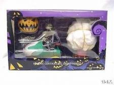 Buy Nightmare Before Christmas Remote Jack Snow Mobile Mint never removed from box