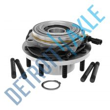 Buy New FRONT Driver and Passenger Wheel Hub Bearing - w/ ABS - DRW