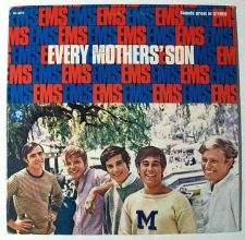 Buy EVERY MOTHER'S SON ~ Debut Album 1967 Early Rock LP