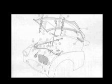 Buy TRIUMPH TR2 TR3 PARTS MANUAL TR 2 TR 3 PART NUMBER LIST 265pg Exploded Diagrams
