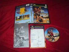 Buy THE SIMS CASTAWAY STORIES PC DISC MANUAL KEY COM ART & CASE NEAR MINT HAS CODE