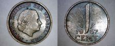 Buy 1967 Netherlands 1 Cent World Coin