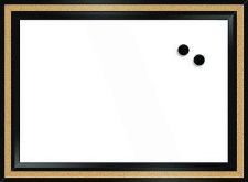 "Buy Magnetic Drawing White Dry Erase Board 18"" x 22"" Writing School Cork Note Frame"