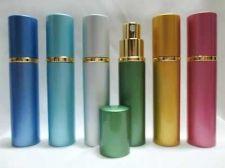 Buy 12 Empty Portable Sport Atomizer Spray Bottles Cologne Fragrance Perfume 15 ml