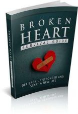 Buy Broken Heart Survival Guide ebook + 10 Free eBooks With Resell rights ( in PDF