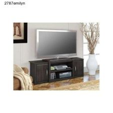 Buy TV Stand Entertainment Center Media Console Storage Cabinet Living Room Den