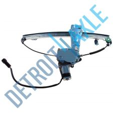 Buy NEW Power Front Passenger Side Window Regulator Assembly w/ Motor