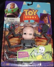 Buy Disney - Crawling Baby Face - Toy Story 1 - Action Figurine - Mint