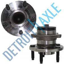 Buy Pair of 2 - NEW Rear Driver and Passenger Wheel Hub and Bearing Assembly FWD