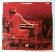 """Buy LEE MICHAELS """" Lee Michaels Live """" 1973 Rock LP DOUBLE Album"""