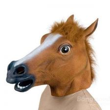 Buy Horse Head Mask NEW - very cool!! Fast Free USA shipping