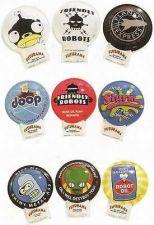 Buy Futurama 9 Clickers Nibbler Bender Planet Expressl more original packaging