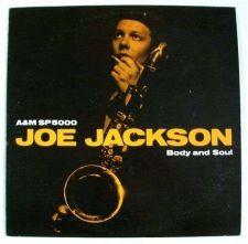Buy JOE JACKSON Body And Soul 1984 New Wave / Punk Rock LP