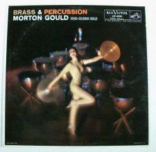 "Buy MORTON GOULD ~ Brass & Percussion "" Sousa - Goldman - Gould "" Hi-Fi Pop LP"