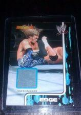 Buy 2002 Fleer Royal Rumble event peice EDGE single Wrestling Card WWE