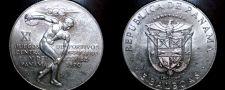 Buy 1970 Panamanian 5 Balboa World Silver Coin - Panama - Caribbean Games
