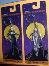 Buy Nightmare Before Christmas Jack and Sally Japan Jun Planning 2 Key Chains