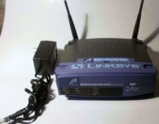 Buy BEFW11S4 v3 Linksys broadband DSL router modem switch