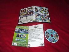 Buy The Sims 3 GENERATIONS PC & MAC DISC MANUAL ART & CASE NEAR MINT / MINT HAS CODE
