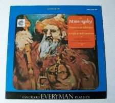 Buy MUSSORGSKY ~ Pictures At An Exhibition / A Night On Bald Mountain Classical